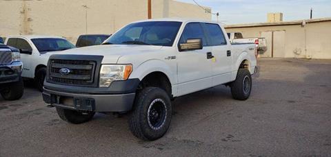 2014 Ford F-150 for sale at Advantage Motorsports Plus in Phoenix AZ
