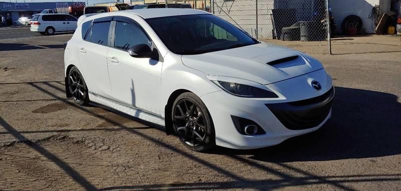 2012 Mazda MAZDASPEED3 for sale at Advantage Motorsports Plus in Phoenix AZ