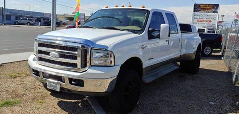 2005 Ford F-350 Super Duty for sale at Advantage Motorsports Plus in Phoenix AZ