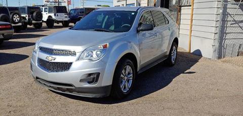 2015 Chevrolet Equinox for sale at Advantage Motorsports Plus in Phoenix AZ