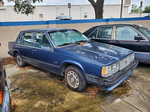 1988 Volvo 740 for sale in Rockledge, FL