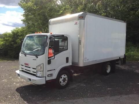 2009 GMC W3500 for sale at J.W.P. Sales in Worcester MA