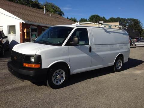 2010 Chevrolet Express Cargo for sale at J.W.P. Sales in Worcester MA