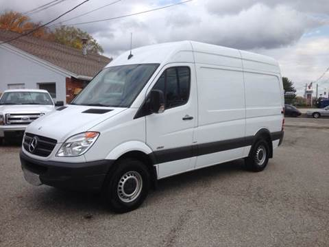 2013 Mercedes-Benz Sprinter Cargo for sale at J.W.P. Sales in Worcester MA