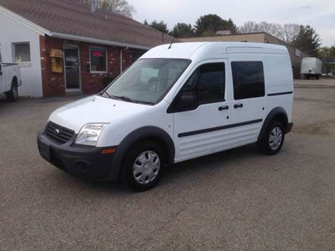 2013 Ford Transit Connect for sale at J.W.P. Sales in Worcester MA