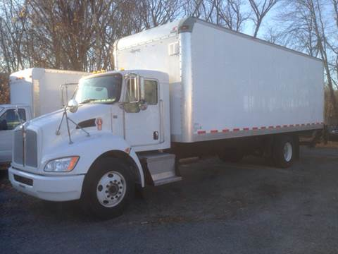 2012 Kenworth T270 for sale at J.W.P. Sales in Worcester MA