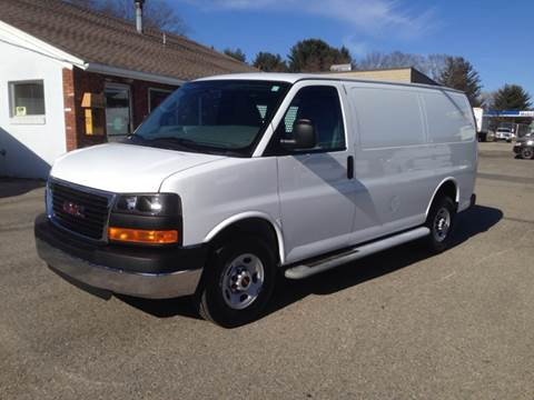 2015 GMC Savana Cargo for sale at J.W.P. Sales in Worcester MA