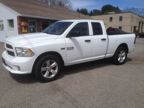2014 RAM Ram Pickup 1500 for sale at J.W.P. Sales in Worcester MA