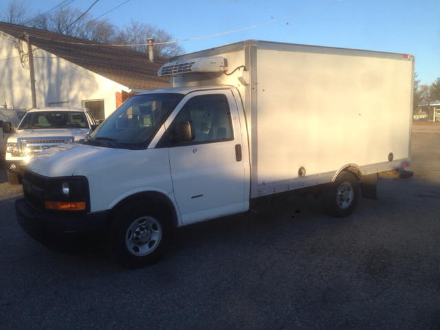 2011 Chevrolet Express Cutaway for sale at J.W.P. Sales in Worcester MA