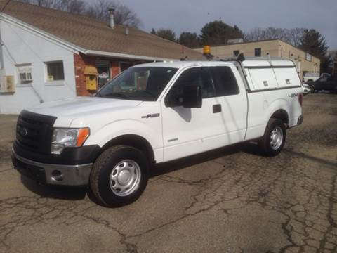 2012 Ford F-150 for sale at J.W.P. Sales in Worcester MA