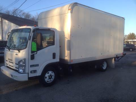 2014 Isuzu NPR for sale at J.W.P. Sales in Worcester MA