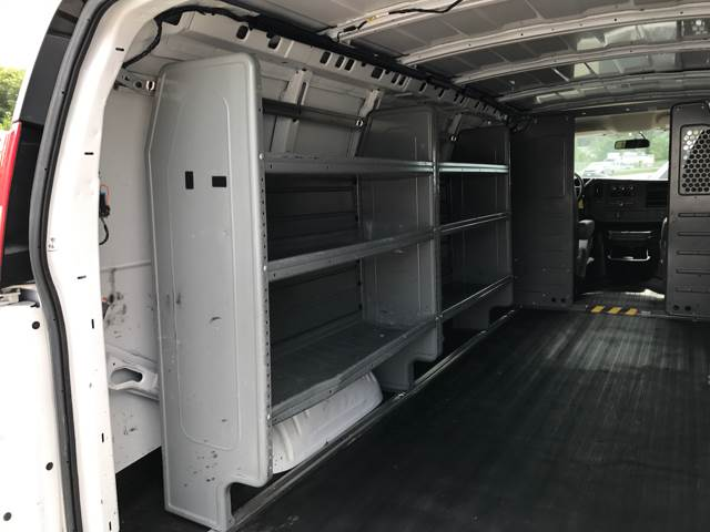2014 Chevrolet Express Cargo 2500 3dr Extended Cargo Van w/1WT - Worcester MA