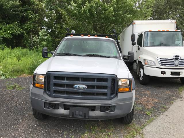 2006 Ford F-450 Super Duty  - Worcester MA