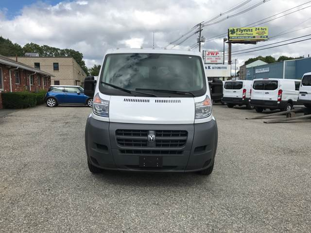 2016 RAM ProMaster Cargo 1500 136 WB 3dr Low Roof Cargo Van - Worcester MA