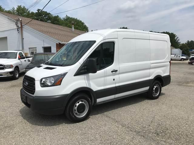 2015 Ford Transit Cargo 150 3dr SWB Medium Roof Cargo Van w/Sliding Passenger Side Door - Worcester MA