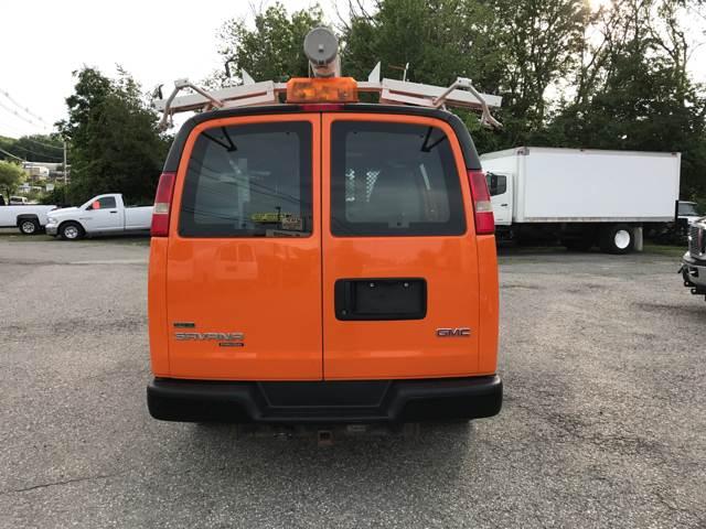 2011 GMC Savana Cargo 3500 3dr Cargo Van w/ 1WT - Worcester MA