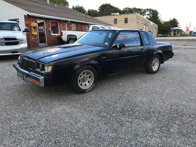 1984 Buick Regal for sale at J.W.P. Sales in Worcester MA