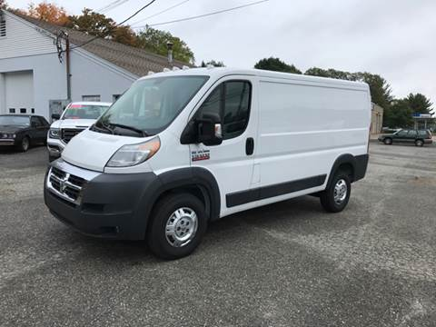 2016 RAM ProMaster Cargo for sale in Worcester, MA