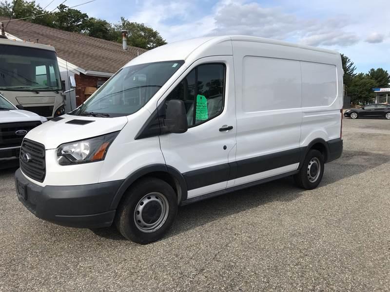 2017 Ford Transit 150 Cargo Van >> 2017 Ford Transit Cargo 150 3dr Swb Medium Roof Cargo Van W