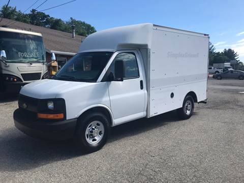 2013 Chevrolet Express Cutaway for sale in Worcester, MA
