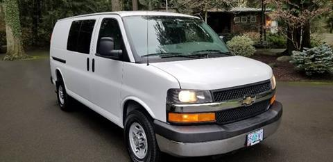2012 Chevrolet Express Cargo for sale in Oregon City, OR