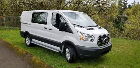2018 Ford Transit Cargo for sale in Oregon City, OR