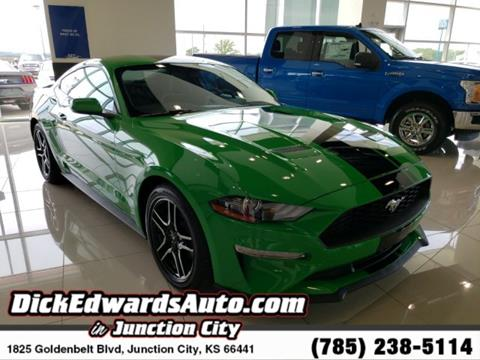 2019 Ford Mustang for sale in Junction City, KS