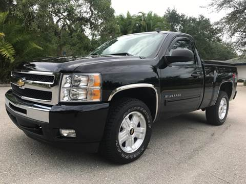 2011 Chevrolet Silverado 1500 for sale at C W Motors in Bradenton FL