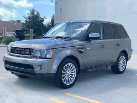 2010 Land Rover Range Rover Sport for sale at C W Motors in Bradenton FL