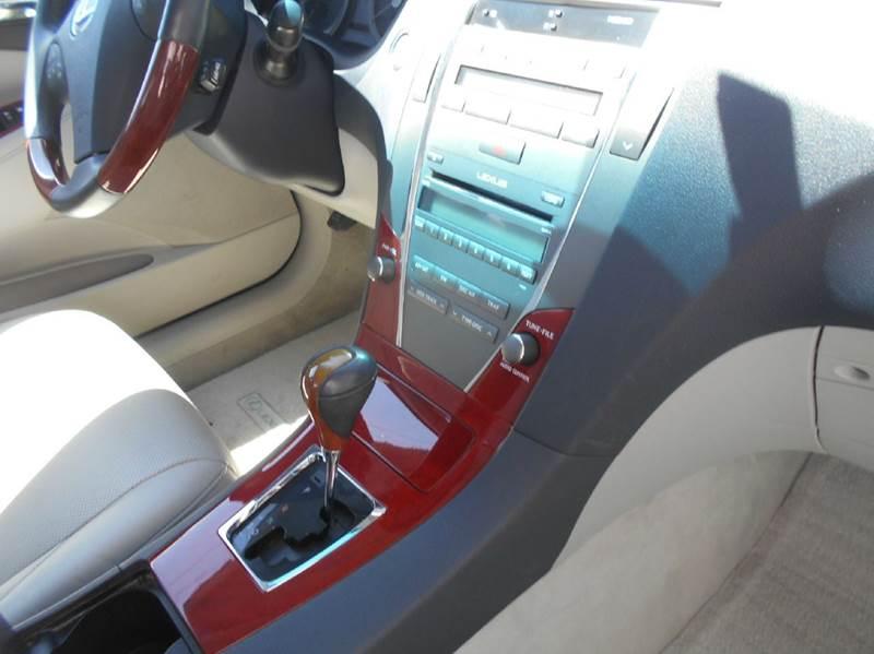 2008 LEXUS ES 350 4DR SEDAN