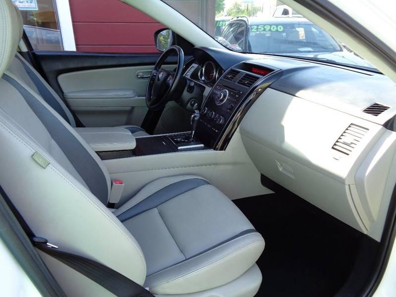 2012 MAZDA CX-9 TOURING AWD 4DR SUV