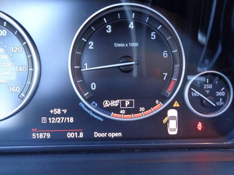 2015 BMW 5 SERIES 528I 4DR SEDAN