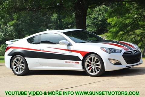 Genesis Coupe 2016 >> 2016 Hyundai Genesis Coupe For Sale In Milan Tn