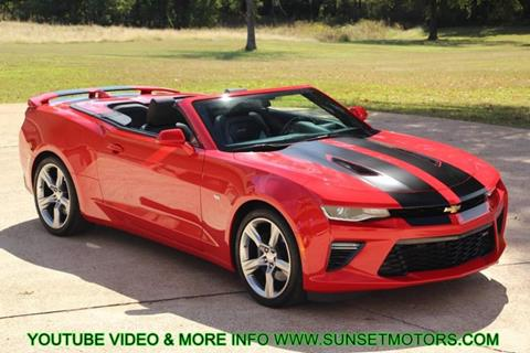 2016 Chevrolet Camaro for sale in Milan, TN