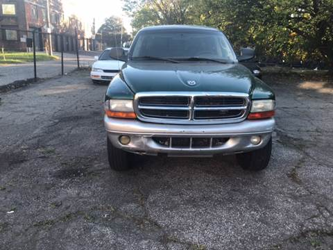 2003 Dodge Dakota for sale at 216 Automotive Group in Cleveland OH