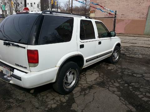 2001 Chevrolet Blazer for sale at 216 Automotive Group in Cleveland OH