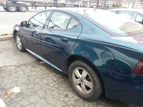 2006 Pontiac Grand Prix for sale at 216 Automotive Group in Cleveland OH