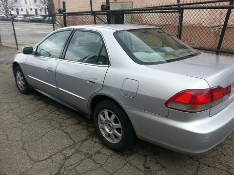 2002 Honda Accord for sale at 216 Automotive Group in Cleveland OH
