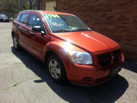 2008 Dodge Caliber for sale at 216 Automotive Group in Cleveland OH