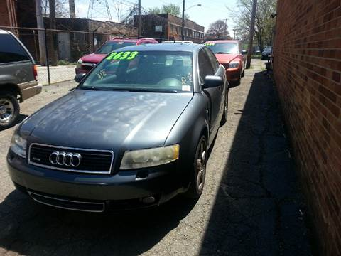 2003 Audi A4 for sale at 216 Automotive Group in Cleveland OH