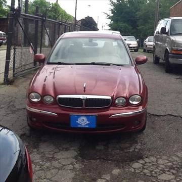 2003 Jaguar X-Type for sale at 216 Automotive Group in Cleveland OH