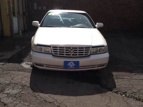 2003 Cadillac Seville for sale at 216 Automotive Group in Cleveland OH