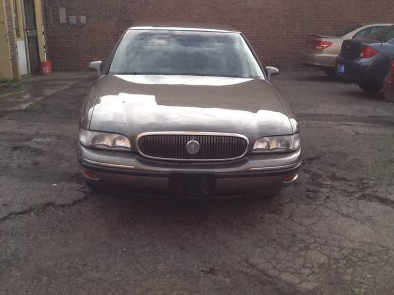 1999 Buick LeSabre for sale at 216 Automotive Group in Cleveland OH