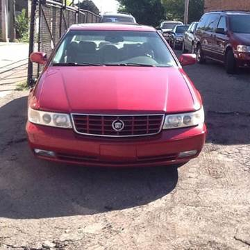 2001 Cadillac Seville for sale at 216 Automotive Group in Cleveland OH