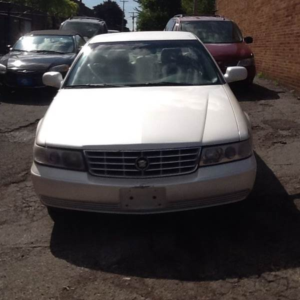 1999 Cadillac Seville for sale at 216 Automotive Group in Cleveland OH