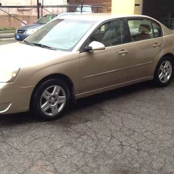 2006 Chevrolet Malibu for sale at 216 Automotive Group in Cleveland OH