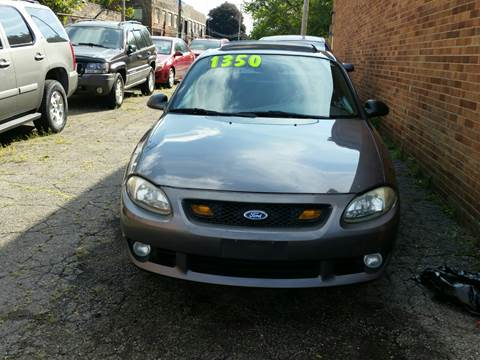 2003 Ford Escort for sale in Cleveland, OH