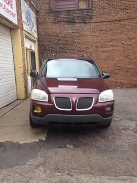 2006 Pontiac Montana SV6 for sale at 216 Automotive Group in Cleveland OH