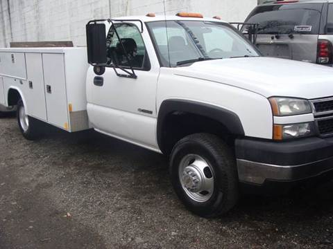 2006 Chevrolet Silverado 3500HD CC for sale in Folcroft, PA