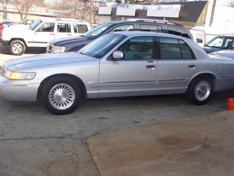 1999 Mercury Grand Marquis for sale in Folcroft, PA